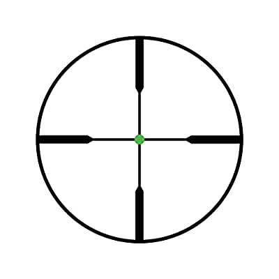 Trijicon TR22 AccuPoint 2.5-10x56 Riflescope Standard Duplex Crosshair with Green Dot, 30mm Tube from Trijicon