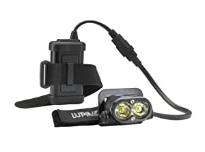 Lupine Piko 3 | 900 Lumen; 13w Bicycle Helmet Light Kit