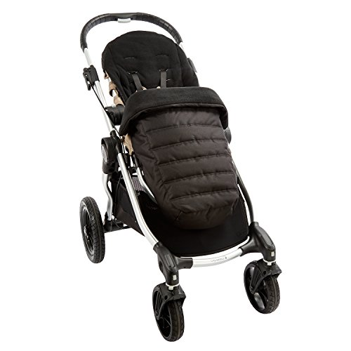 Graco City Select Foot Muff, Onyx - 1