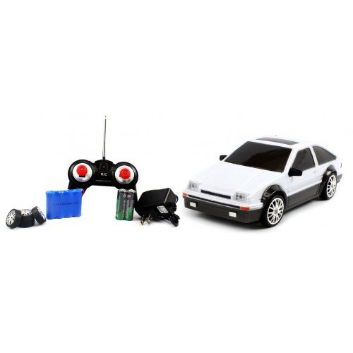 Electric Full Function 1:24 Toyota Corolla AE 86 RTR RC Drift Car (colors may vary) Remote Control