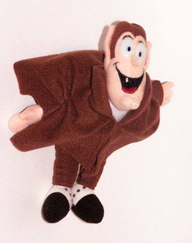 "Plush Bean Bag Count Chocula 8"" - 1"