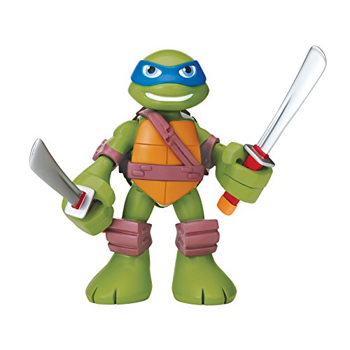 Teenage Mutant Ninja Turtles Pre-Cool Half Shell Heroes 6 Inch Leonardo Talking Turtles Figure