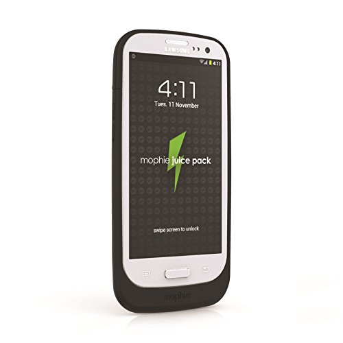 Best savings for Mophie 2200_JP-GALAXY-SIII-BLK Juice Pack for Samsung Galaxy SIII – Retail Packaging – Black