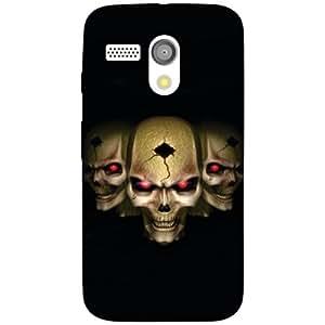 Moto G Phone Cover - Horror Matte Finish Phone Cover