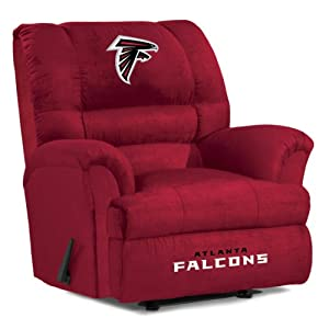 NFL Atlanta Falcons Big Daddy Microfiber Recliner by Imperial