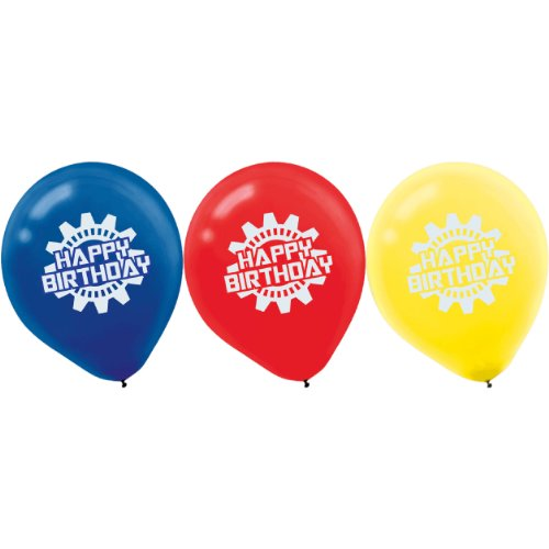 Transformers Latex Balloons (6)