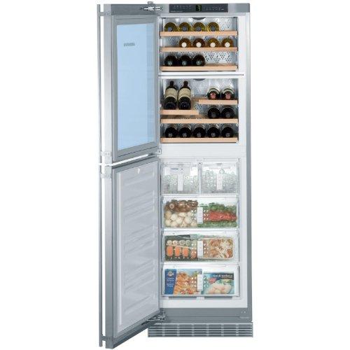 Liebherr WF1061 24 Built-in Wine Storage/Freezer Combination, 34 Bottle Capacity (Special Order)