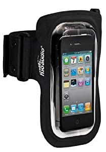 H2O Audio XB1-BK Amphibx Fit Waterproof Armband for Smartphones (Black)