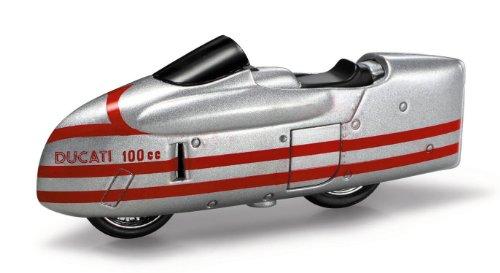 NewRay 1/32 Die-Cast Motorcycle: Ducati 1956 Siluro