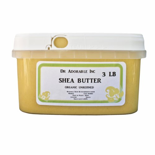 Unrefined Shea Butter Pure Raw 48 Oz / 3 Lb