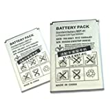 BST-41 Battery Generic Substitute For Sony Ericsson Xperia X1 In White