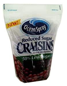 Amazon.com : Ocean Spray Reduced Sugar Craisins 2 lb ...