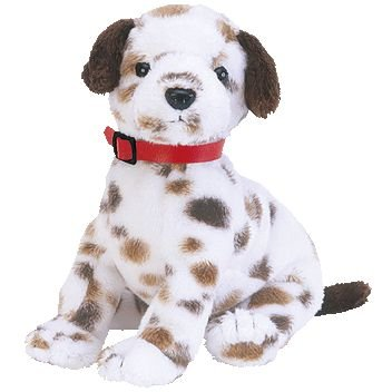 Ty Beanie Babies Bo the Dog [Toy]