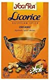 Yogi Tea Licorice Egyptian Spice 17bag (Pack of 6)