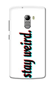 Lenovo K4 Note Back Cover , Premium Quality Designer Printed 3D Lightweight Slim Matte Finish Hard Case Back Cover for Lenovo Vibe K4 Note by Tamah