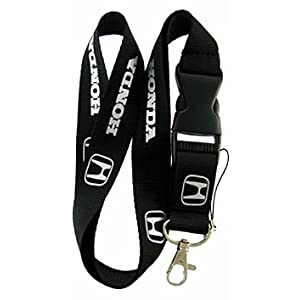 41fMKqpx 3L. SL500 AA300  Honda Lanyard Key Chain Holder