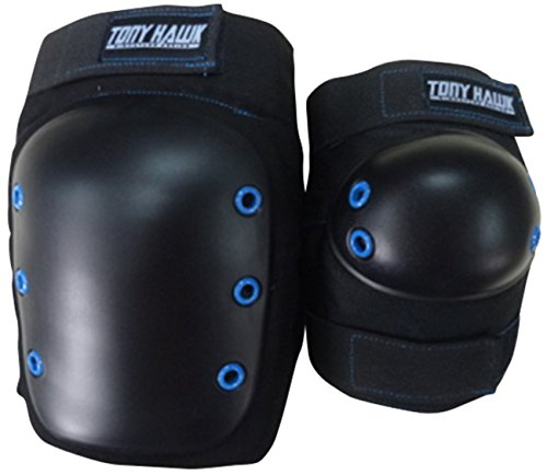 Tony Hawk Protective Elbow and Knee Pads, One Size