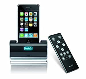 Logic3 Universal Dock Pro für iPhone und iPod (Audio-out, Component Video-out, USB)