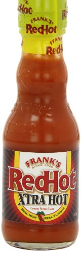 Frank's RedHot Xtra Hot Sauce: 5 OZ (Franks Red Hot Sweet Heat compare prices)