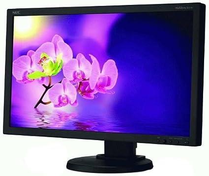 """NEC MultiSync E231W Écran LCD TFT WLED 23"""" écran large 1920 x 1080 / 60 Hz 250 cd/m2 1000:1 25000:1 (dynamique) 5 ms 0.265 mm DVI-D, VGA, DisplayPort noir"""