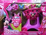 Minnie Mouse Bow-Tique Shopping Cart And Cash Register - Minnie Mouse Bow-Tique Shopping Cart