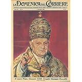 Il nuovo Papa, Giovanni XXIII (Angelo Giuseppe Roncalli).