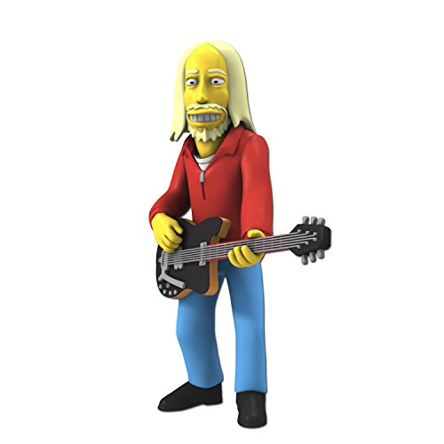 "NECA Simpsons 25th Anniversary 5"" Series 5 Tom Petty Action Figure"