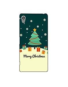 sony z5 premium ht003 (126) Mobile Case by Mott2 - Marry Christmas