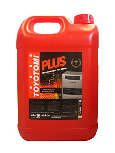 ZIBRO PLUS 5L Combustibile puro