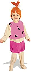 Rubies Costume Pebbles Flintstone Toddler Costume