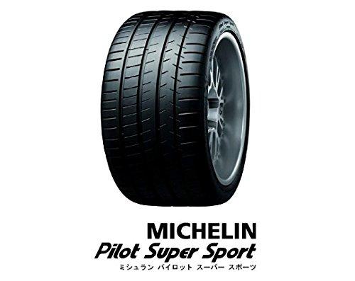 235/40R19 96Y XL ミシュラン パイロット スーパースポーツ 新品1本 19インチ
