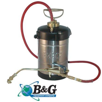 B&G (BG)1 Gal. Stainless Steel Sprayer w/ 18