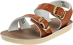 Salt Water Sandal by Hoy Shoes Unisex Sun-San - Sea Wees (Infant/Toddler) Tan Sandal 1 Infant M
