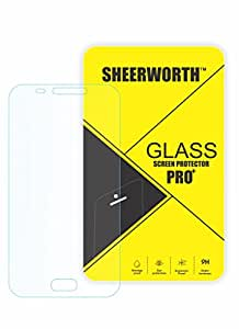 SheerworthTM Samsung GALAXY NOTE 3 HD+ 9H Hardness Toughened Tempered Glass Screen Protector