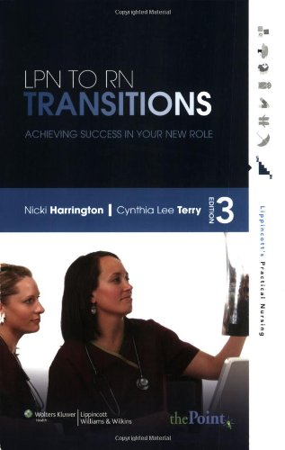 LPN to RN Transitions: Achieving Success in Your New Role...