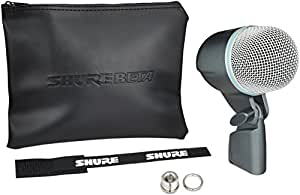 shure beta 52a supercardioid dynamic kick drum microphone with high output neodymium. Black Bedroom Furniture Sets. Home Design Ideas