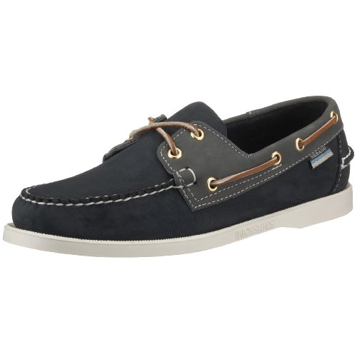 Fast Delivery Sebago Spinnaker b73427 Navy / Powder Blue   Sebago   Mens   2011