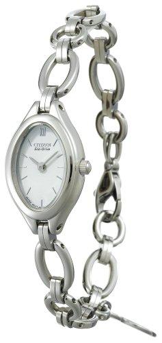 Citizen Women's EW8400-55A Eco-Drive Heart Charm Watch