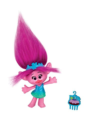 Trolls - Bambola Poppy Small Mall Doll Collectable