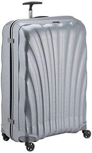 Samsonite Cosmolite Spinner 86/33 FL2 Valigia, Curve, Silver, 86 cm