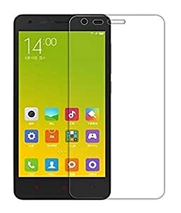 Vibhar Tempered Glass Screen Protector for Xiaomi Redmi 2 Prime