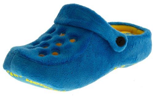 De Fonseca Sabotto 4 Bambina Blue Ciabatte Zoccoli EU 31-32