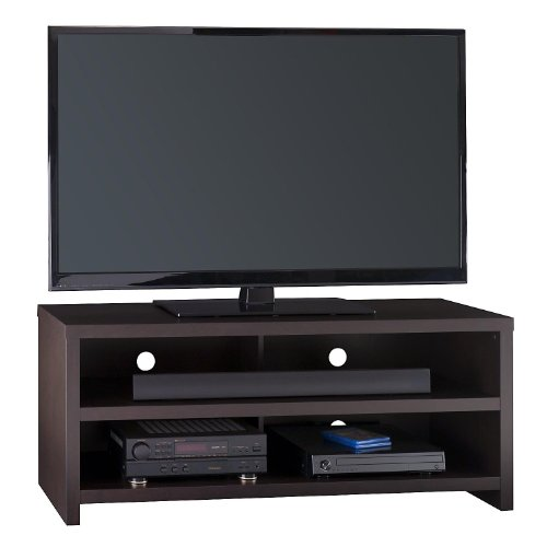 BUSH FURNITURE Kemp Flat Panel TV Stand picture