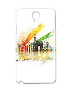 Pickpattern Back Cover for Samsung Galaxy Note 3 Neo