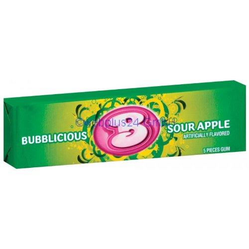 bubblicious-sour-apple-18-count-packages