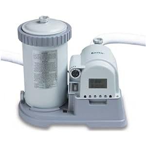 Intex 2500 gph swimming pool replacement - Swimming pool cartridge filters pump ...