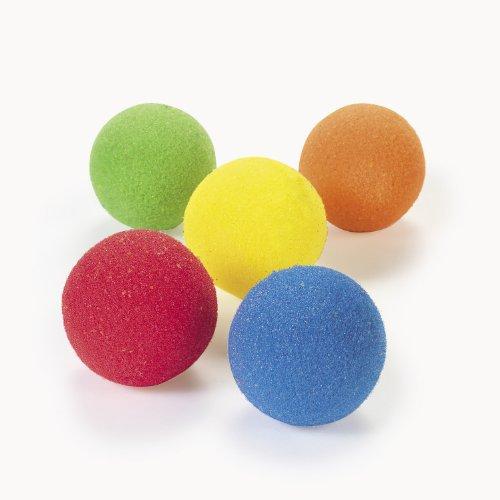 Sponge Balls (12 pc) - 1