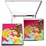 Disney Princess 3 Ring Hard Cover Binder/Portfolio