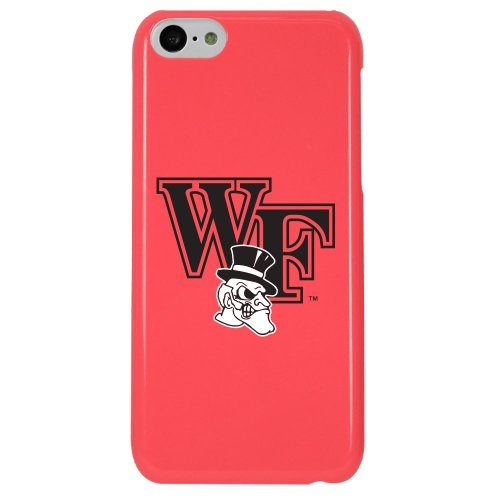Ncaa Wake Forest Demon Deacons Case For Iphone 5C, Pink, One Size