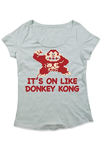 It's On Like Donkey Kong T-Shirt OVERSIZED CREW